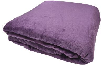 Flannel Fleece Blanket Throw